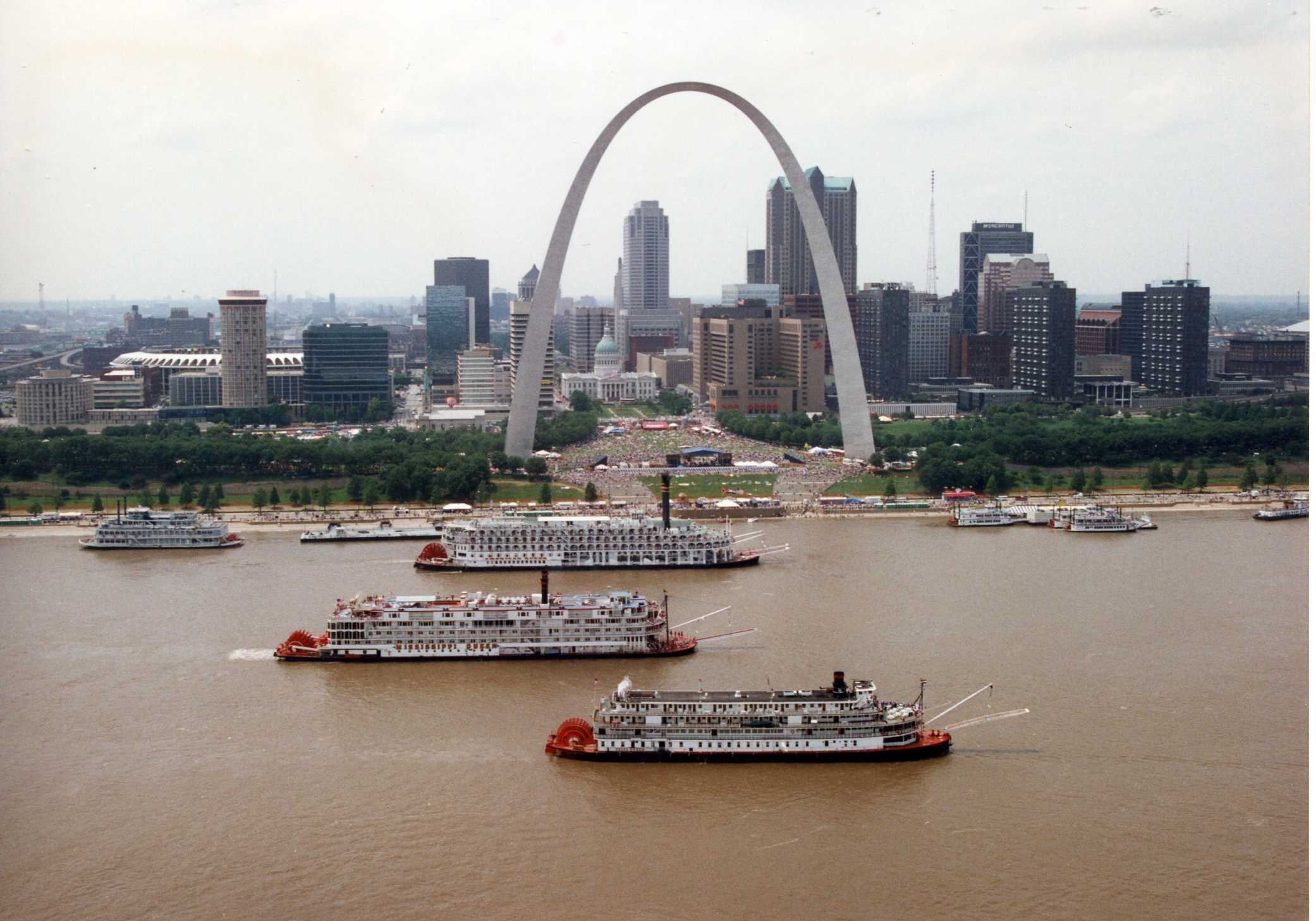 Riverboats St Louis