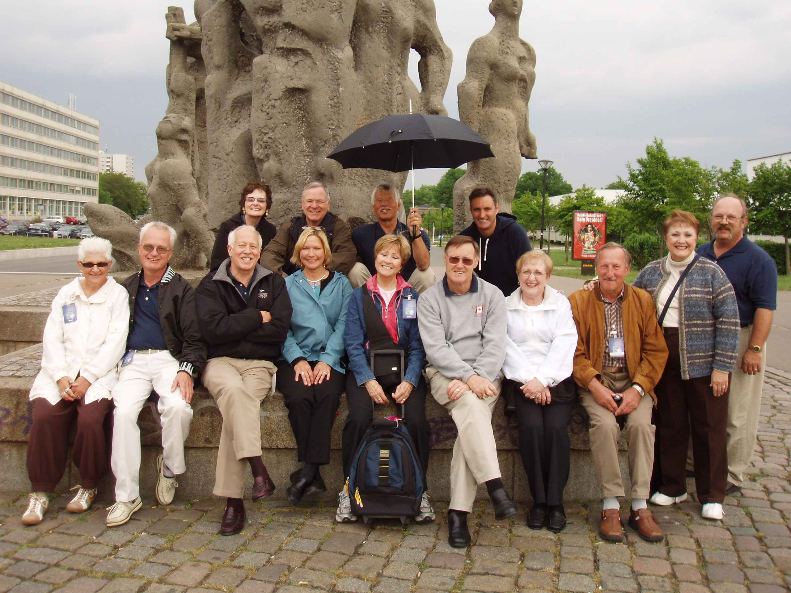 Canamger travel group 2007
