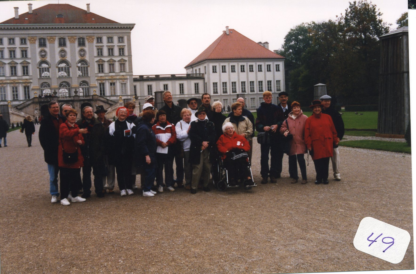 Travel group 1997
