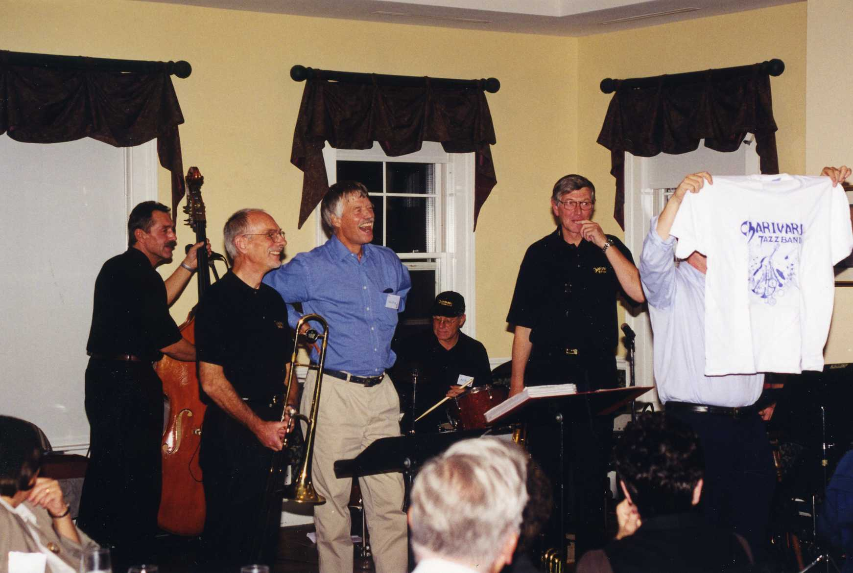 Toll House Jazz Band